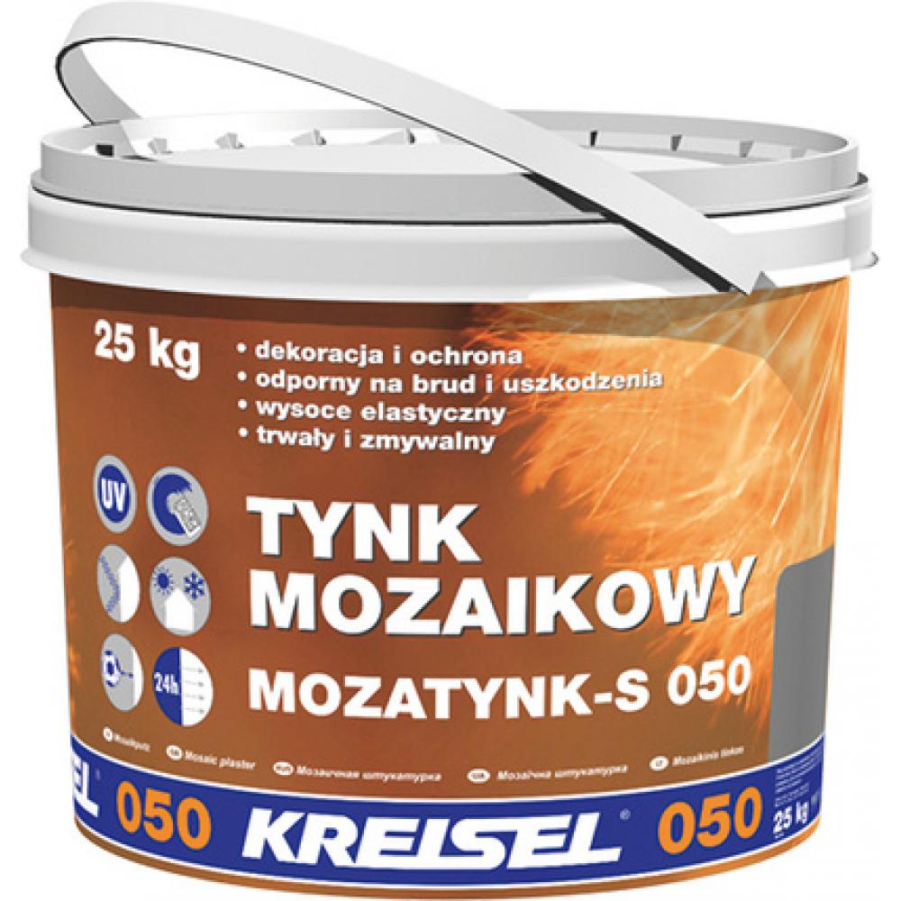 Мозаичная штукатурка Kreisel MOZATYNK-S 050 25 кг
